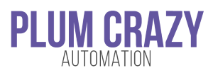 Plum Crazy Automation